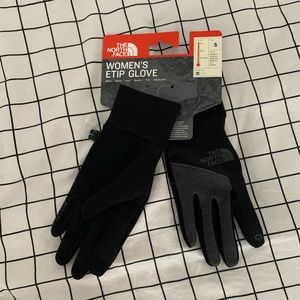 NWT The North Face E-Tip Gloves